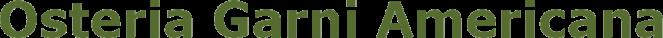 Osteria Garni Americana - Cadempino